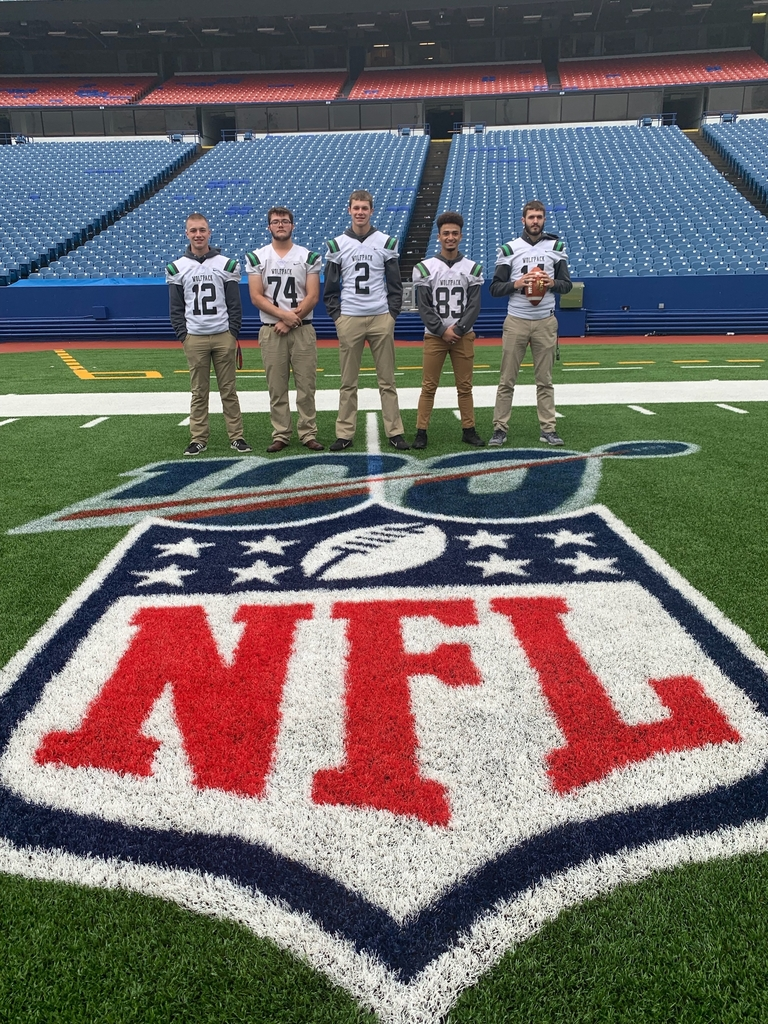 Media day at New Era Field